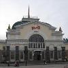 Железнодорожные вокзалы в Невинномысске