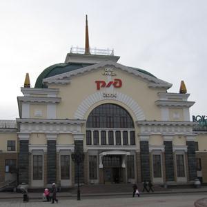 Железнодорожные вокзалы Невинномысска